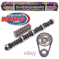 HOWARD'S 351w FORD Rattler 281/289 501/501 109° Cam Kit & Timing Set