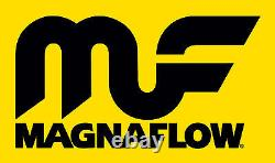 Magnaflow 94004 Universal High-Flow Catalytic Converter Oval 2 In/Out