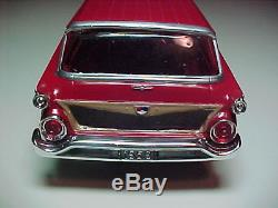 Modelhaus 1959 Ford Station Wagon Country Squire PRO BUILT Scaled 1/25