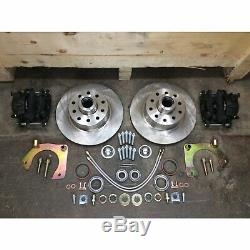 Mustang II 2 IFS Front End 11 High Performance Disc Brake Conversion Kit 5x4.5
