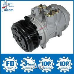 NEW FORD AC COMPRESSOR 58111 Fit Ford F150,250,350 E150, E250. E350 Super Duty