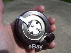 Original 1940s Accessory Altimeter barometer GM Ford Chevy Dodge vintage auto