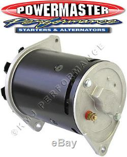[CSDW_4250]   Powermaster 82101 Powergen Alternator 75 Amp Ford One Wire Swing Mount 12v  Black | Ford Powermaster Alternators Wiring |  | Ford Country Squire