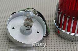 Rat Rod Red 59 Cadillac Tail Lights Custom Car Pickup Truck Frenched Recess Pair