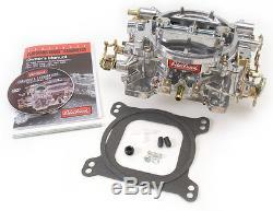 Reman Edelbrock 1405 600 Cfm Square Bore Carburetor Manual Choke