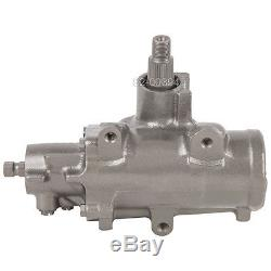 Remanufactured OEM Power Steering Gear Box Gearbox For Ford Lincoln Mercury