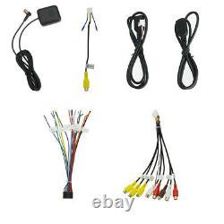 Single DIN 10.1in Touch Screen Car FM Stereo Radio 1+16G GPS WiFi + Rear Camera