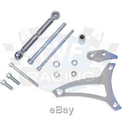 Small Block Ford 289 302 Serpentine Pulley Conversion Kit Billet Alternator SBF