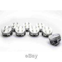Speed Pro/TRW Ford 289 302/5.0 Forged Coated Skirt Flat Top Pistons Set/8 +. 060