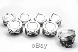 Speed Pro/TRW Ford/Mercury 460 Forged Coated Skirt Dish Top Pistons Set/8 +. 030
