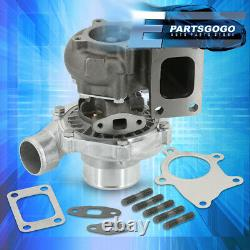 T04E Hybrid T3/T4.63 A/R Turbine Turbo Charger. 50 Trim Compressor Stage III