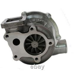 T04E T3/T4.63 A/R Turbo Turbocharger Compresser 400+HP Boost Stage III Oil