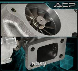 T3/T4 Turbo Charger. 57 A/R Compressor Turbine 400 Hp 5 Bolt Flange Dc2 Dc5 Ap1