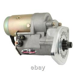 Tuff-Stuff Starter Motor 13149 Zinc 3.0hp Mini Denso GR for Ford 429/460 BBF