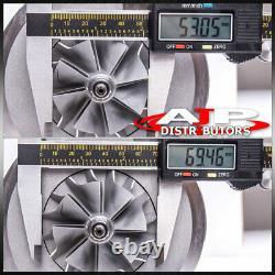 Turbo/Turbocharger T3/T4 T04E. 63 A/R 57 Trim Stage 3 Compressor 400+Hp+