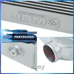Universal 28x11x3 FMIC Lightweight Aluminum Front Mount Intercooler Bar Plate