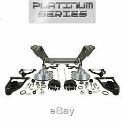 Universal Air Bag Suspension Front End Kit Mustang II 2 IFS front end kit NEW GT