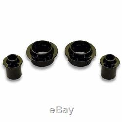 Universal Car Lift Kit Spring Lifters Boosters Spacers Cups fit 22 24 26 Rims