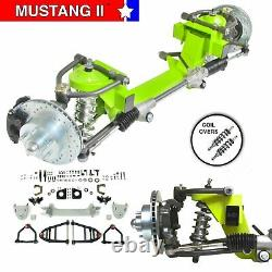Universal Mustang 2 II Ifs Independent Front End Suspension Kit 60.5 Inch Trac