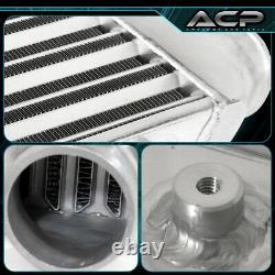 Universal Turbo Charger Performance Racing Fmic Aluminum Intercooler Tube/Fin