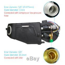 Universal Underdash AC Evaporator Compressor For Car Air Conditioning System 24V