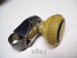 Vintage 50s SANTAY steering wheel necker knob gm ford chevy rat rod pontiac gto
