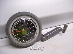 Vintage 50s original Airguide automobiles navigation parts gauge auto gm chevy