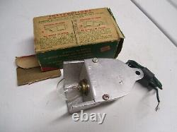 Vintage 60s nos auto Under hood trunk light service lamp gm street rat rod old