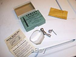 Vintage NOS dash Traffic light signal tool finder gm ford chevy rat rod pontiac
