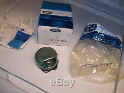 Vintage nos 1960' s Ford accessories Lamp kit Trunk fomoco under hood light auto