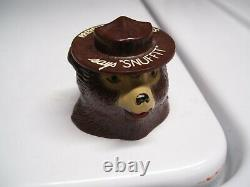 Vintage nos 70s Smokey Bear Prevent Forest Fires Snuffit auto gm street rat rod