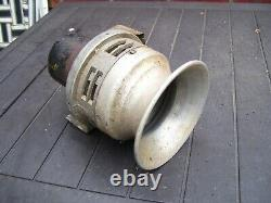 Vintage old auto Parade Siren part service horn gm Hot rod ford chevy accessory