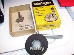 Vintage uni-syn nos Carburetor tool synchronizer gm pontiac ford chevy rat rod