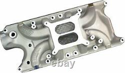 Weiand 8124WND Street Warrior Aluminum Intake Manifold Small Block Ford 221-302
